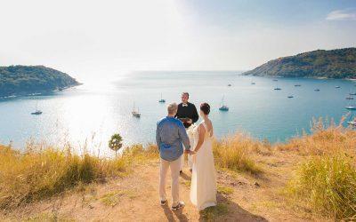Mönchssegnung in Phuket – Mandy & Ralf