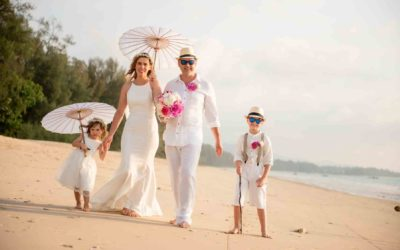 Strandhochzeit in Khao Lak – Nicole & Fredi