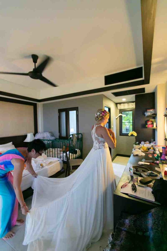 Phuket Wedding Service - Claudia & Daniel 1