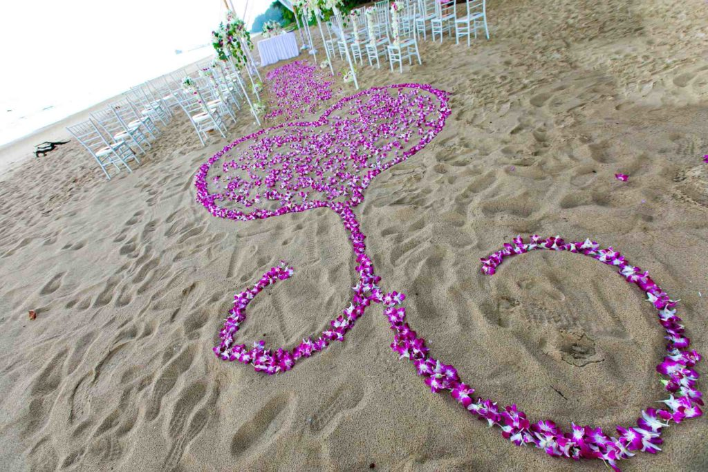 Heiraten in Thailand - Phuket Wedding Service