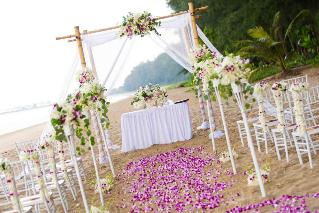 Phuket Wedding Service - Claudia & Daniel 3