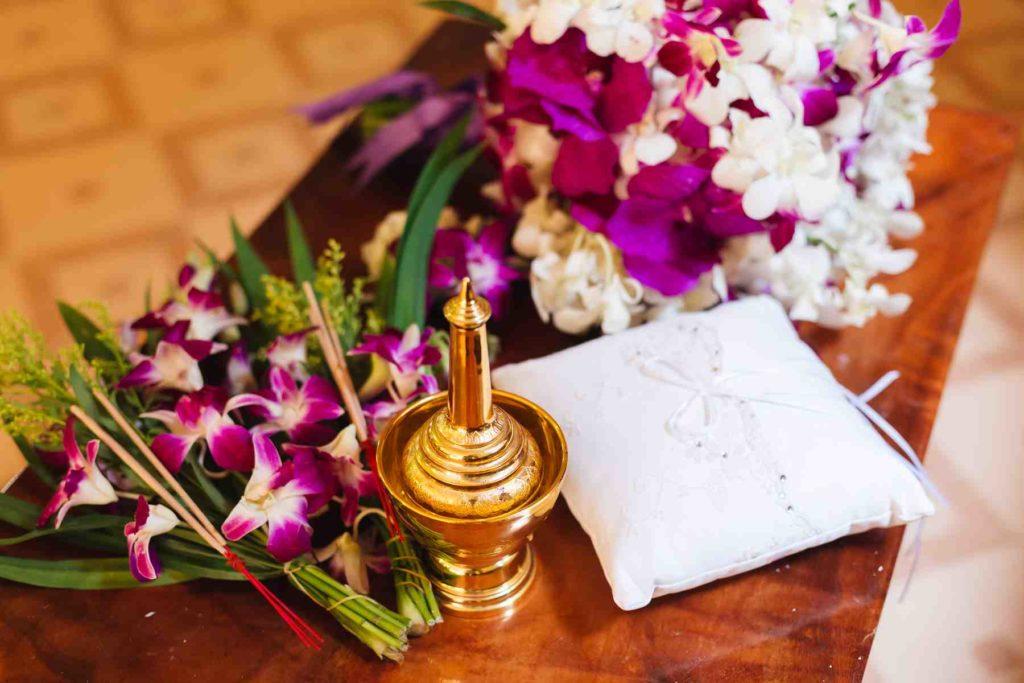 Mönchssegnung Phuket Wedding Service
