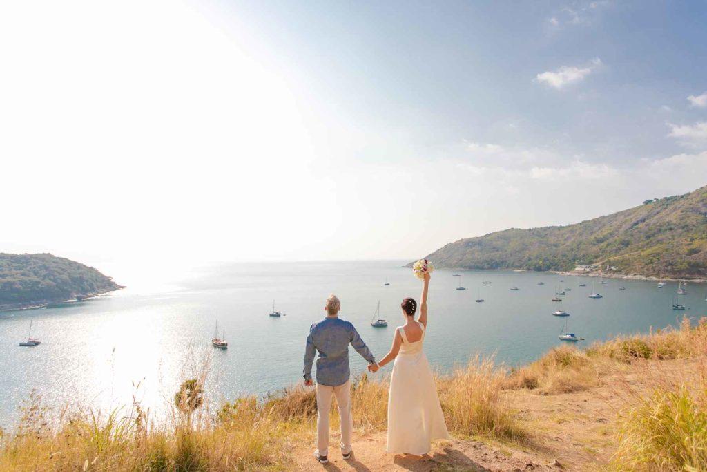 Phuket Wedding Service - Heiraten in Thailand