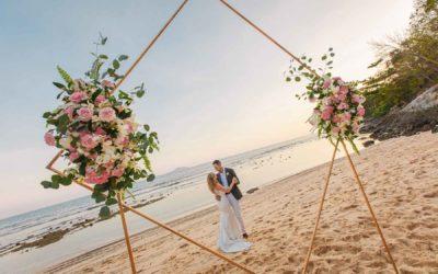 Heiraten in Thailand – Wibout & Natasa