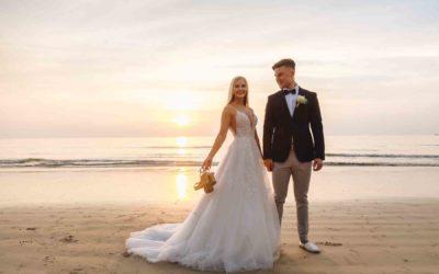 Romantische Strandhochzeit in Phuket – Nikol & Philipp